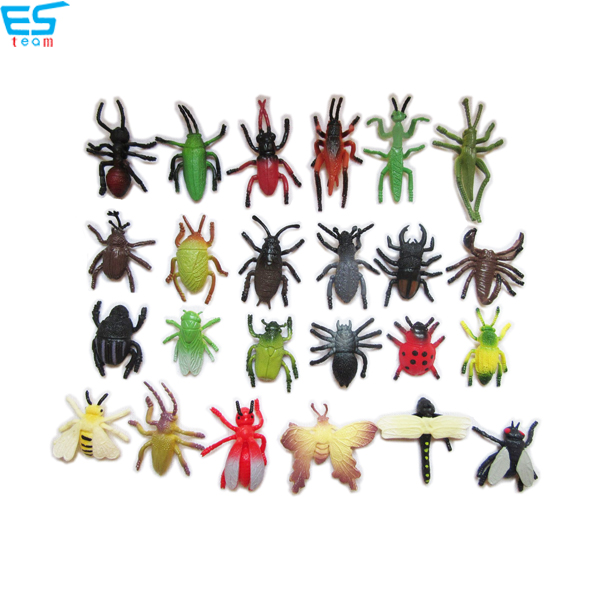 1.2inch-2.5inch emulational insect figurine