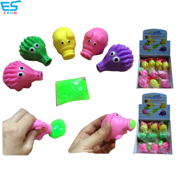 slime animal toy set