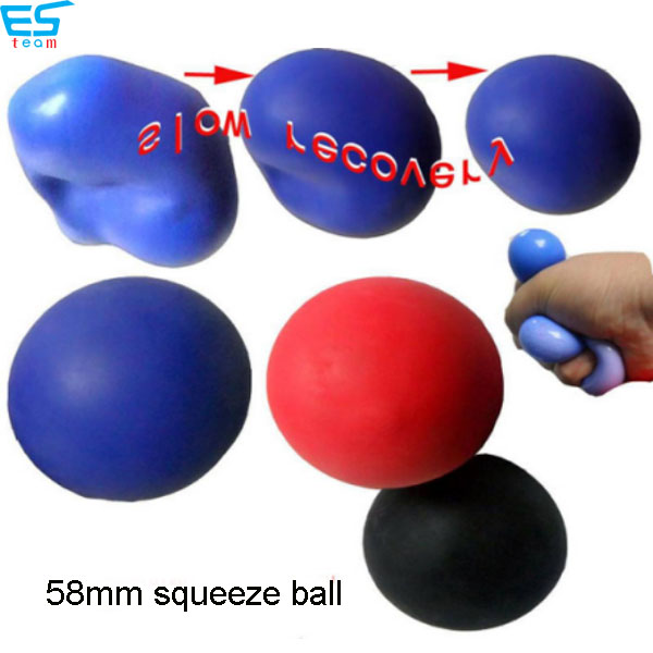 58mm suqeeze ball